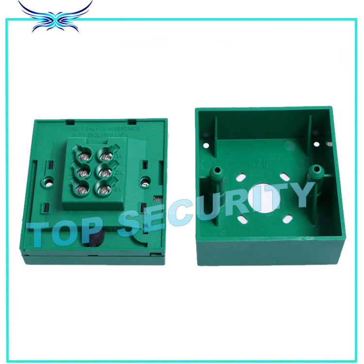 Free shipping 10pcs a lot good quality glass broken emergency exit button release exit switch for access control system E20