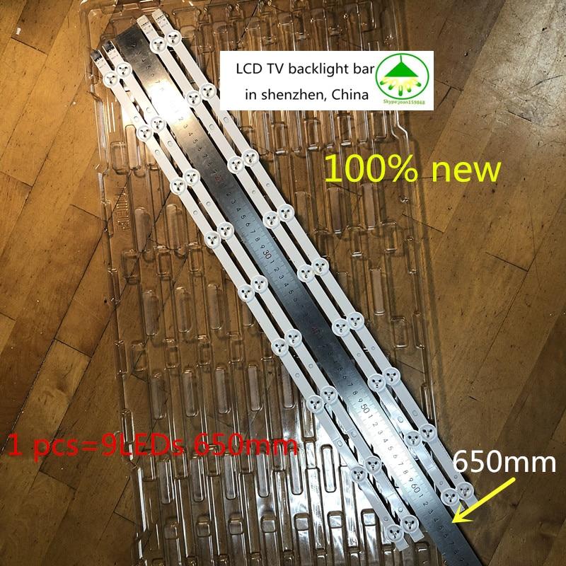 4pcs X LED Backlight Strip For LG 32