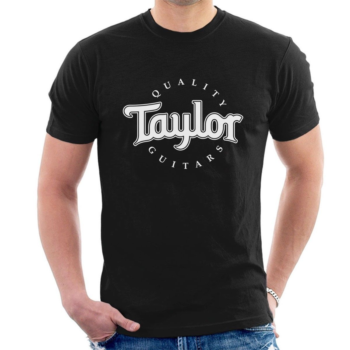 cd00d7c9 TAYLOR GUITARS T-SHIRT Inspired classical and acoustic MEN WOMEN KIDS SIZES  S02 Cool Casual
