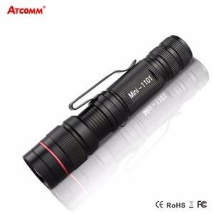 800 Lumen Mini LED Flashlight