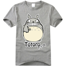 New T Shirts Women Summer Fashion Japanese Kawaii Shirt Cute Cartoon Printed Totoro Graphic Tee Short Sleeve Female T-shirt