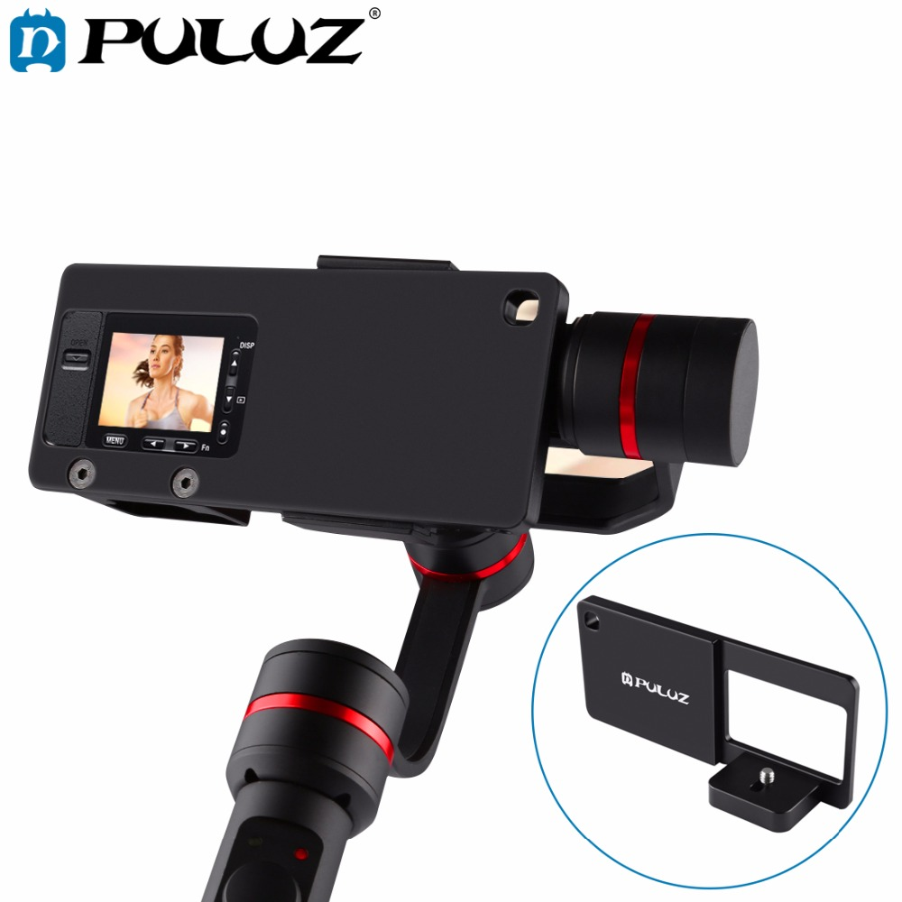 Handheld Stabilizer Adapter For GoPro8 Mobile Gimbal Handheld Switch Mount Plate Mount Plate Conversion Camera Accessory