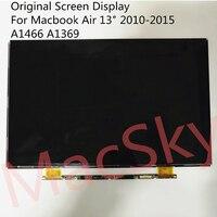 Brand New 13.3 A1369 Display Matrix for Macbook Air 13 A1466 LCD Screen LP133WP1 TJA7 LP133WP1 NT133WGB N81 2010 2017