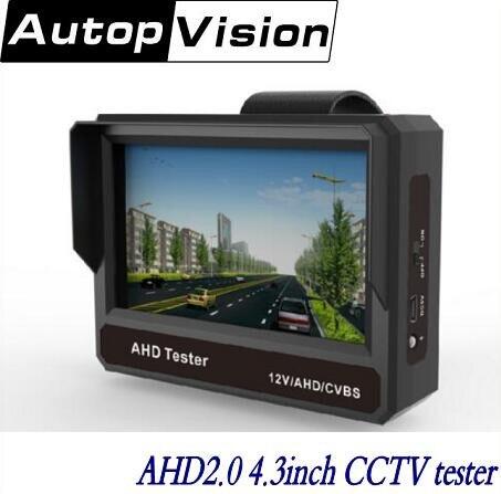AT430TAC 4.3inch display 5MP AHD / 5MP TVI / 1080P CVI 4-in-1 cctv camera tester support HaiKang coaxial controlAT430TAC 4.3inch display 5MP AHD / 5MP TVI / 1080P CVI 4-in-1 cctv camera tester support HaiKang coaxial control