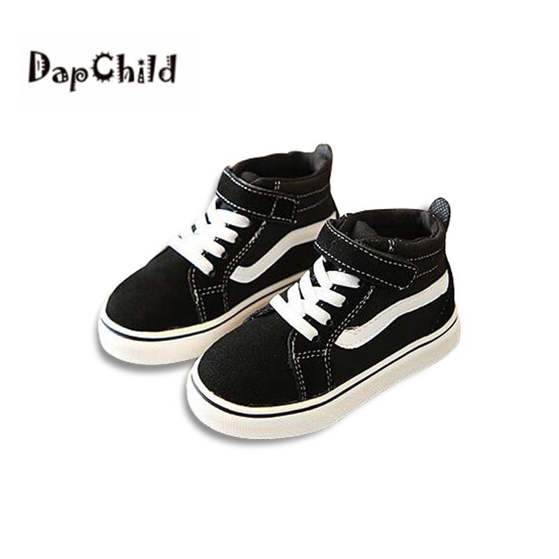 017400a29e9 DapChild Παιδικά πάνινα παπούτσια Αγόρια Παπούτσια Κορίτσια Αθλητικά ...