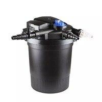 SUNSUN fish pond filter koi pond outdoor filter bucket box large external pool water circulation purification system