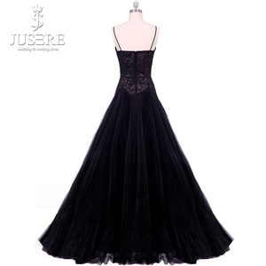 Image 3 - Rosetic גותי מקסי שמלה שחור נשים קיץ תחרה אונליין גותיקה ארוך מזדמן אופנה רצועות המפלגה למעלה הולו תחרה נשף שמלה 2018