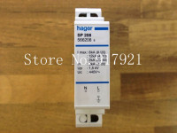 [ZOB] Hagrid SP208 surge protection device 4 8KA lightning 1P+N spot genuine new Hagrid 5PCS/LOT