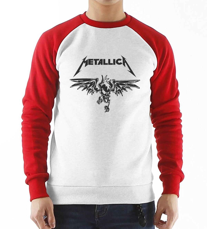 Classic Rock Heavy Metal sportwear hoodies men streetwear bodybuilding male fashion design hip hop fleece sweatshirt harajuku