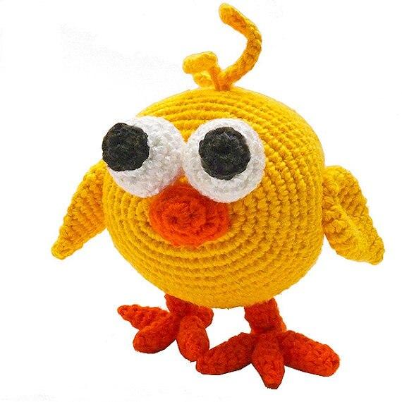 Курица птица вещи игрушка погремушка для новорожденных