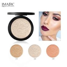 IMAGIC High lighter Powder makeup professional brightening facial contour Highlighter 3 color for choose