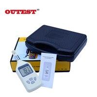 De poche hygromètre USB humidité température mètre GM1360A/GM1360 numérique affichage MAX MIN Data hold fonction avec carry box