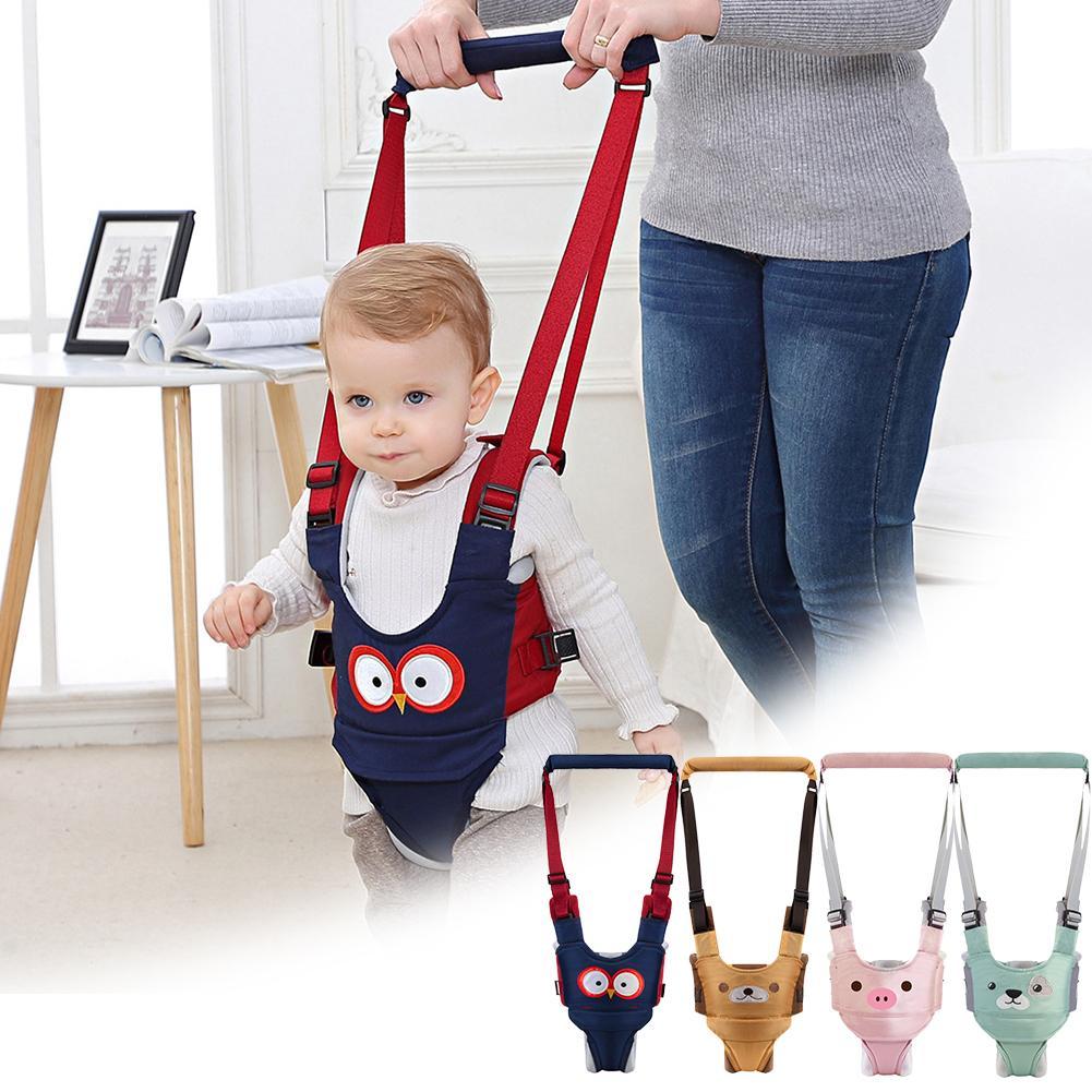 Baby Walker Toddler Harness Assistant Backpack Leash For Children Kids Strap Learning Walking Baby Belt Child Safety Reins Fast