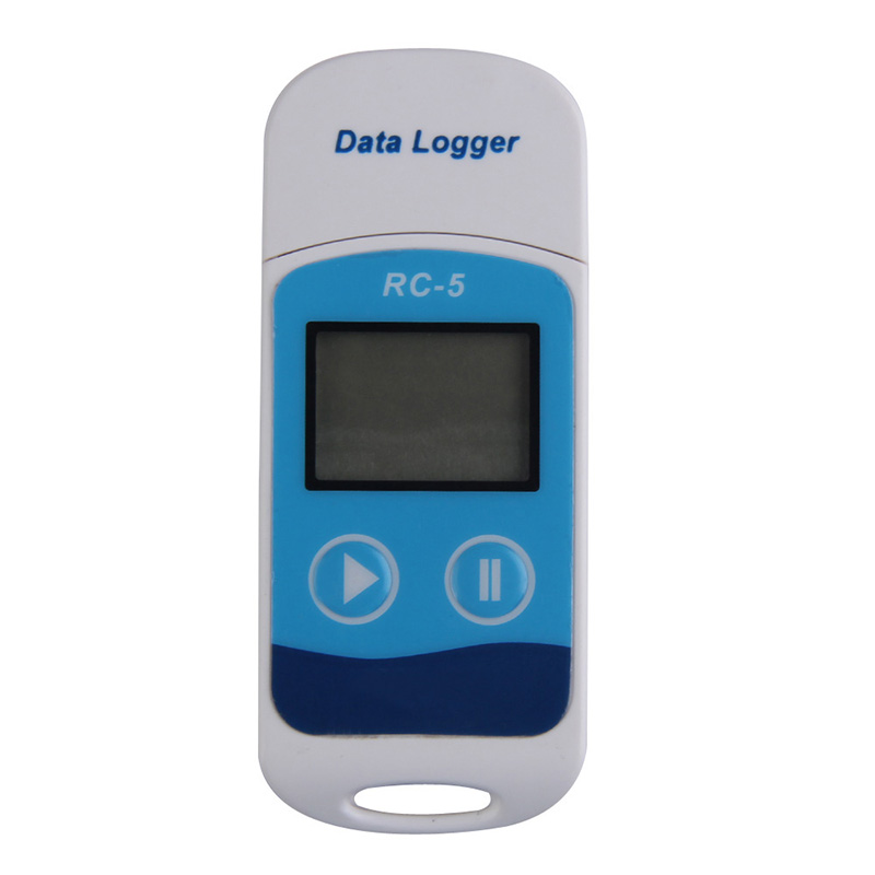 Mini USB Temperature Data logger Temp Recorder Internal Sensor New HR