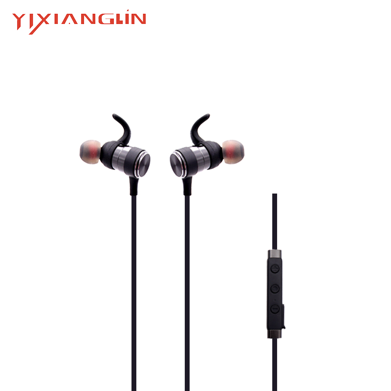 YIXIANGLIN ESP17- 02 bluetooths neckband earphones tws headset Headphones  Customize stereo wireless earbuds with charging case