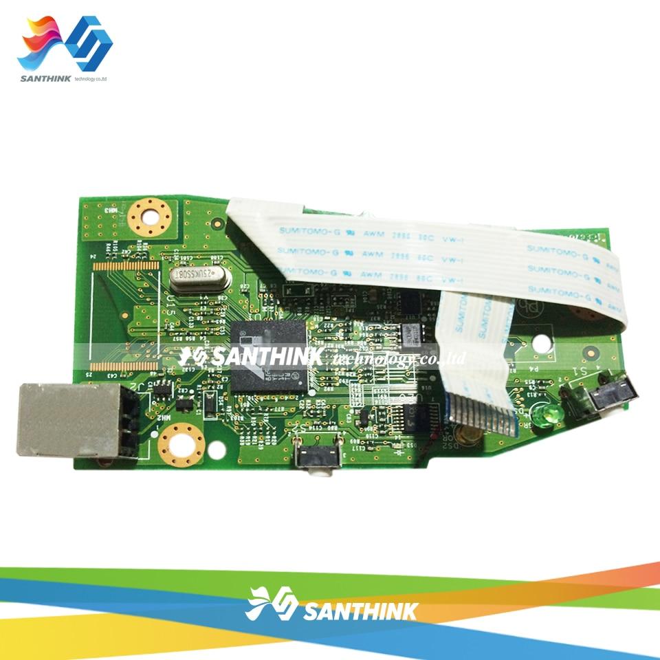 LaserJet Main Board For HP P1102W 1102W HP1102W HPP1102W Formatter Board Mainboard repalce paper roller kit for hp laserjet laserjet p1005 6 7 8 m1212 3 4 6 p1102 m1132 6 rl1 1442 rl1 1442 000 rc2 1048 rm1 4006