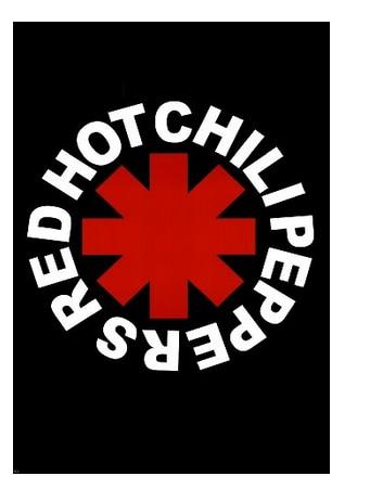 Red Hot Chili Peppers дома стены стильный HD обои поп ретро Тор плакат Декор Best хороший холст print51x77cm Бесплатная доставка