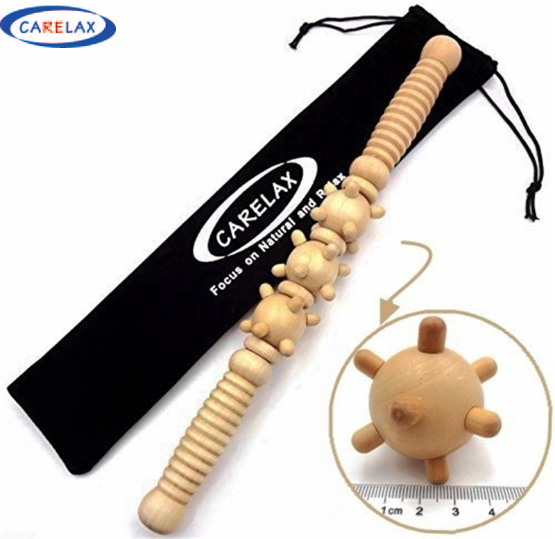 33cm Long Fascia Cellulite Blaster Remover Muscle Roller-Trigger Point Myofascial Release Small Balls Roller Yoga Body Massager комплект ifo delta 51 инсталляция унитаз ifo special безободковый с сиденьем микролифт 458 125 21 1 1002