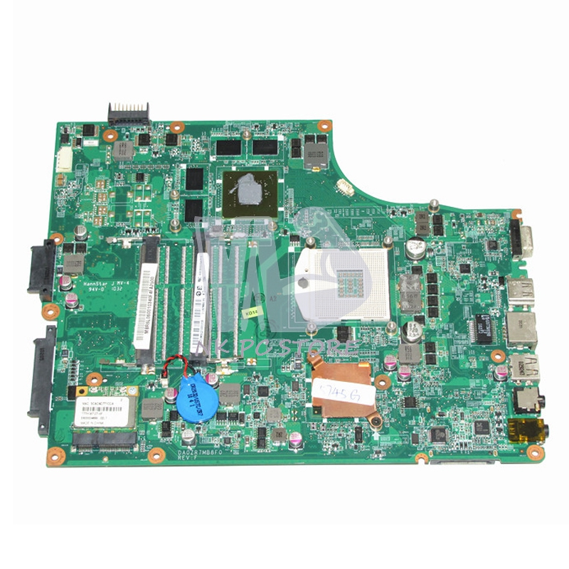 MBR6L06001 MB.R6L06.001 For acer aspire 5745 5745G Laptop Motherboard DA0ZR7MB8F0 HM55 GeForce GT330M DDR3