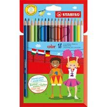 Набор цветных карандашей 18 цв.