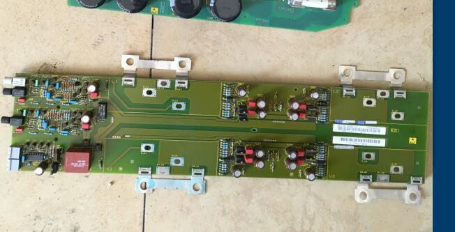 70 series inverter driven plate trigger board 6SE7035-7GK84-1JC0 and 1JC1 and 1JC2 driven to distraction