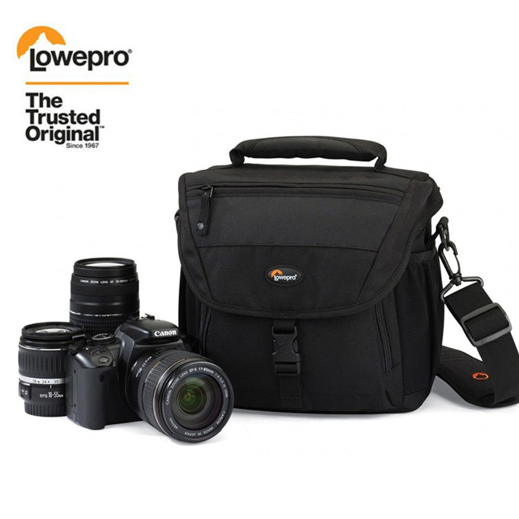 Lowepro Nova 170 AW Camera Bag Single Shoulder Bag Case Camera Shoulder Bag With all weather Cover рюкзак national geographic ng w5070