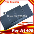 "7.3V 50WH Laptop battery For Apple MacBook Air 13"" A1369 Mid 2011  A1405 A1466 (2012) 020-7379-A MC966 MD231 MD232"