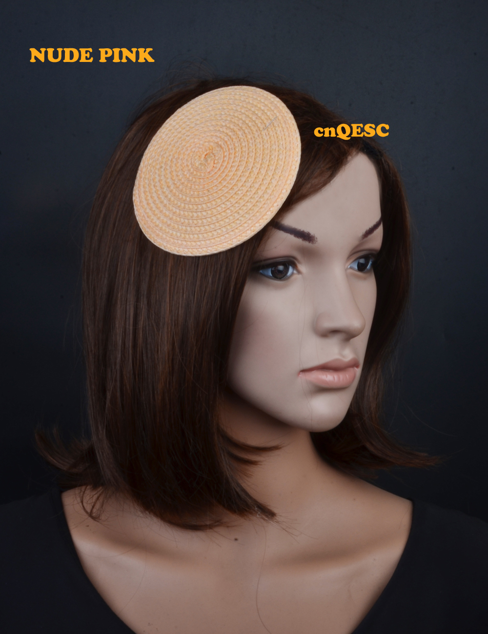 Millinery Hats Fascinators Sinamay Circle Base 11cm