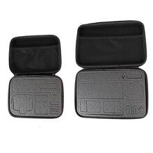 กล้องกีฬาแบบพกพากระเป๋าถือกันกระแทกกล่องอะไหล่กระเป๋าสำหรับ DJI OSMO อุปกรณ์เสริม