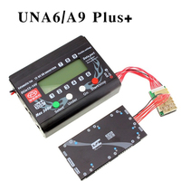 UNA6 UNA9 PLUS+ Balance Charger Charging Guard 9S LiPo Li polymer Balance Charger RC Battery Charging for RC Model Airplane