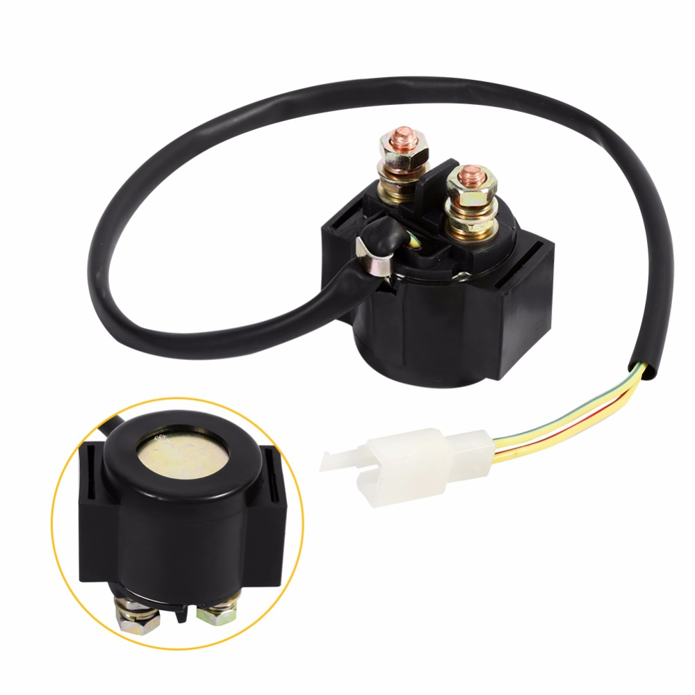 Car Stylingtops Starter Relay Solenoid For Chinese Scooter Atv 50cc Switch 125cc 150cc 250cc In Switches Relays From