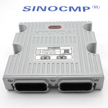 R220LC-9S control ler 21Q6-32181, панель управления для экскаватора hyundai, гарантия 1 год