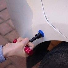 2018 новые инструменты для ремонта автомобиля инструменты град яма провисание ремонт комплект автомобиля вмятин ремонт Съемник + лист металла пластик присоска
