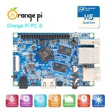 Orange Pi PC2 H5 64bit دعم أوبونتو لينكس و أندرويد كمبيوتر صغير مجلس التنمية