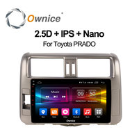 Ownice C500 Android 6 0 Octa Core 2 Din 9 Car Radio Player For Toyota PRADO
