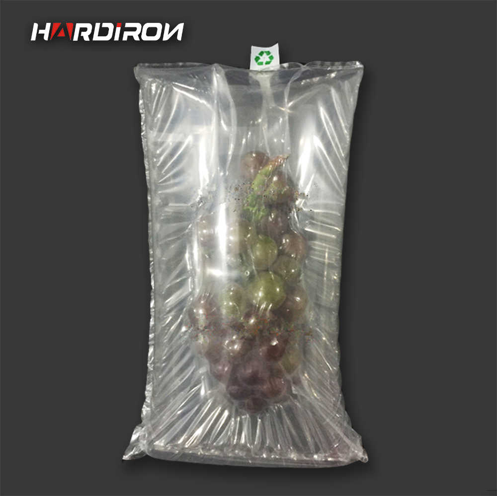 Hardiron Buffer Hollow Inflatable Kemasan Plastik Bubble Wrap Tas Lebih Intim Melindungi Inflatable Air Cushion Paket