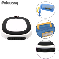PAKWANG Product D5501 Robotic Vacuum Cleaner LED Display Vacuum Cleaner Robot For Home 1000PA Dry Wet