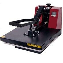 lowest price t shirt heat press machine with plate size 38x 38cm HP3802