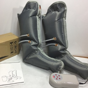 Image 3 - Electric Air Pressure Foot Massager Multi Function Beauty Apparatus With Physiotherapy Hand Held Controller  Feet & Calves