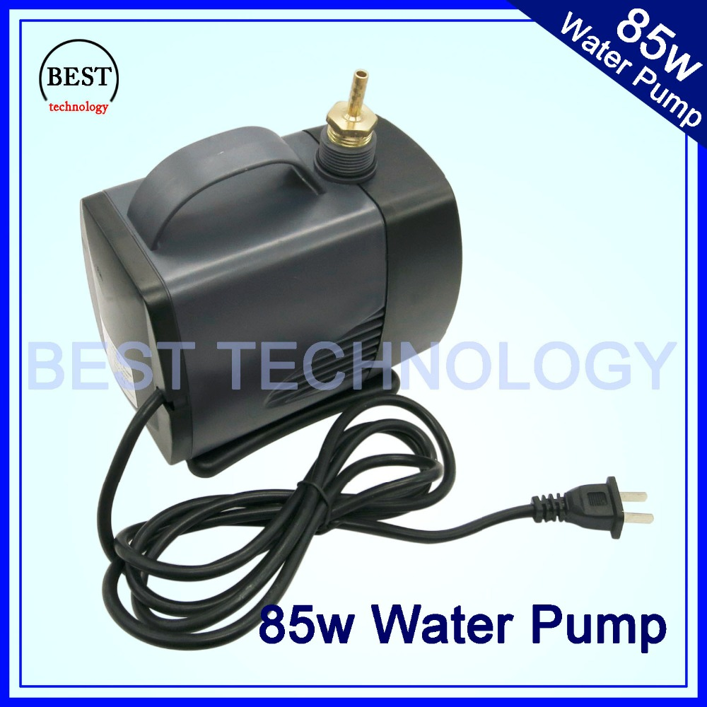 85w 220V water pump max Head 4m Q.max 4000L/H Multi function submersible pump!