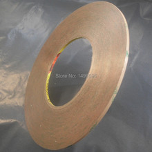 3M 9495LE #300LSE 2mm*55m Double-Sided Adhesive Tape Transparent For Repairing Cellphone Touch Screen Lcd Led Display цены