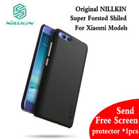 Original NILLKIN Frosted Shield Back Case For Xiaomi Note 2 3 4 4X Redmi 3 3S