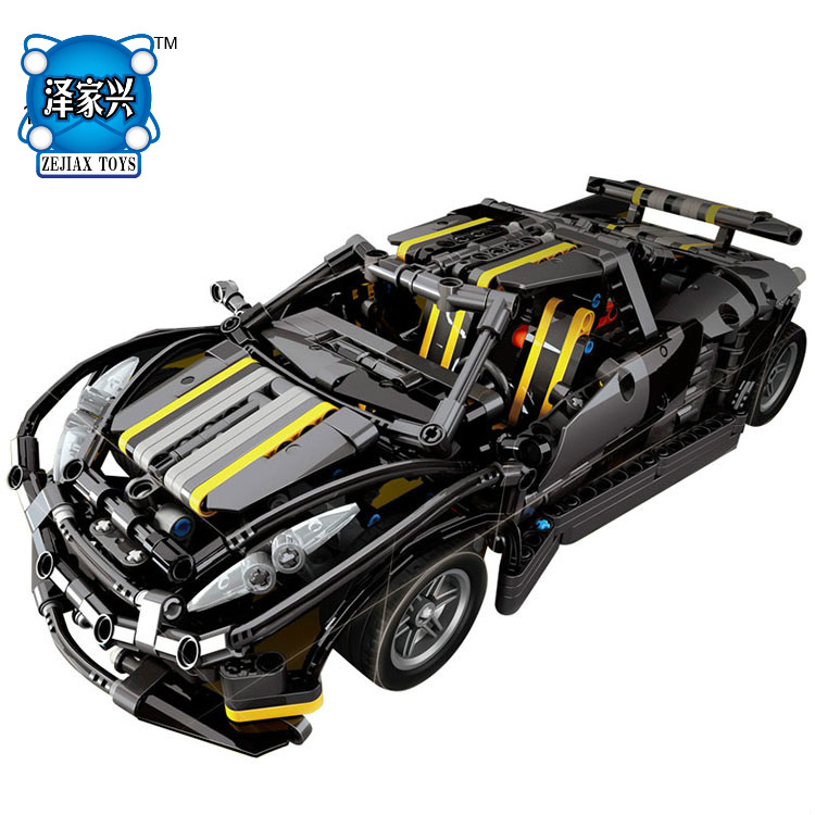 Hot 1:15 Scale Future Super Sports Cars Balisong Small Supercas MOC Building Block Collection Model Bricks Toys for Lepins Gifts hot city series aviation private aircraft lepins building block crew passenger figures airplane cars bricks toys for kids gifts