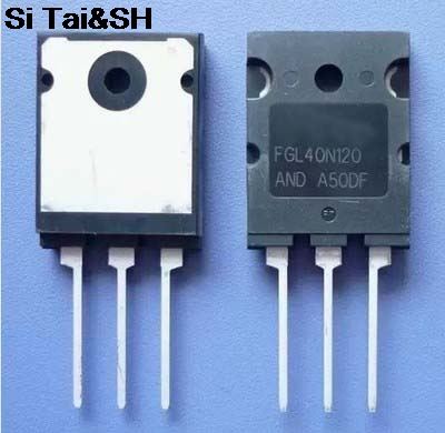 1PCS  FGL40N120AND 40A/1200V 40N120 FGL40N120 TO-3PL FGL40N120ANDTU NPT IGBT