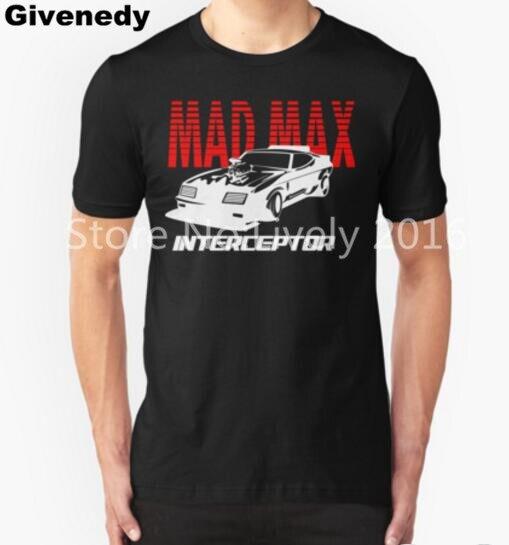 Mad Max Interceptor car road warrior Mens & Womens Personalized Cool T Shirt