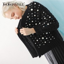 79e0d3cf65 Buy beaded cardigan sweater and get free shipping on AliExpress.com