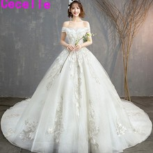cecelle robe de marie Ball Gown Wedding Dress Bridal Gowns