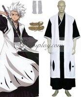 Bleach 10th Division Captain Hitsugaya Toushirou Cosplay Costume E001