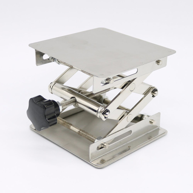 Drill Table Bench <font><b>Lifter</b></font> Lifting <font><b>Router</b></font> Shank Adjustable Height Lab Platform New image