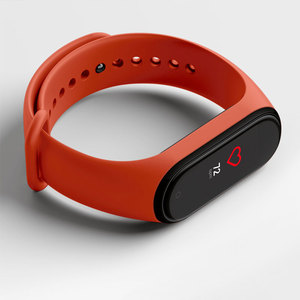 Image 2 - Global Version Xiaomi Mi Band 4 Smart Wristbands Miband 4 Bracelet Color Screen Heart Rate Fitness Bluetooth 5.0 Chinese Version